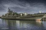 DevOps in government pic of military torpedo boat