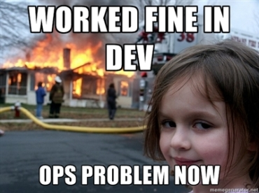 development and operations roles not well defined